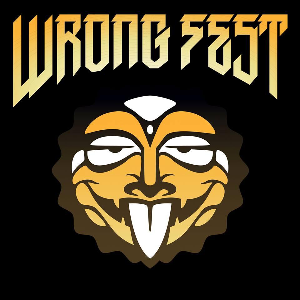 Wrong Fest Logo