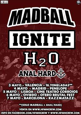 Madball 2017