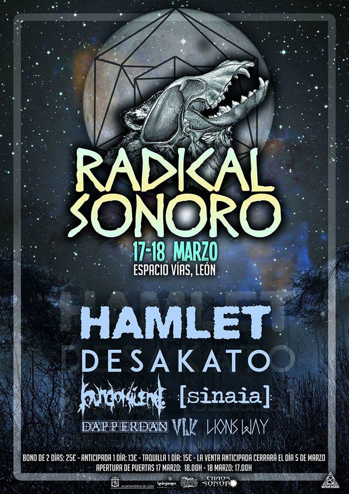 Radical Sonoro 2017