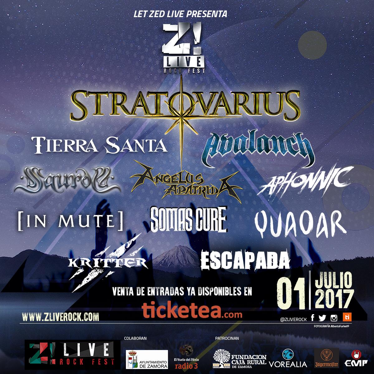 Z! Live Rock 2017