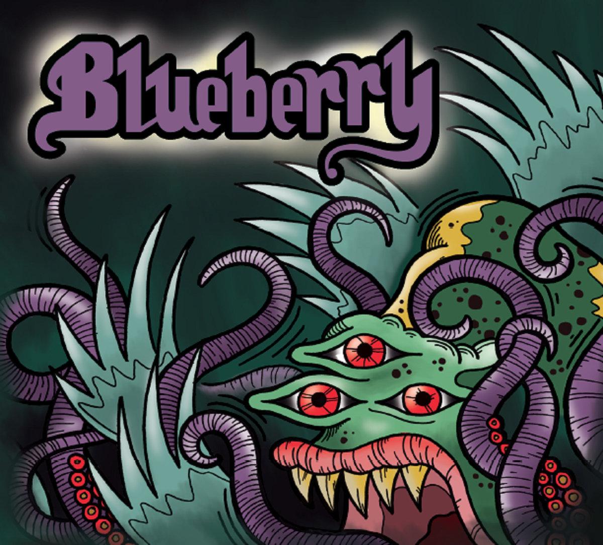 Blueberry EP 2017