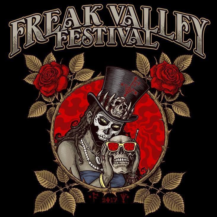 freak valley festival logo