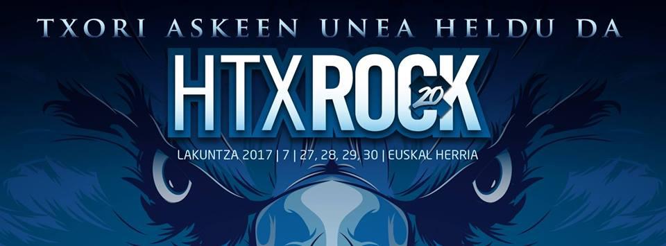 htxrock 2017cover