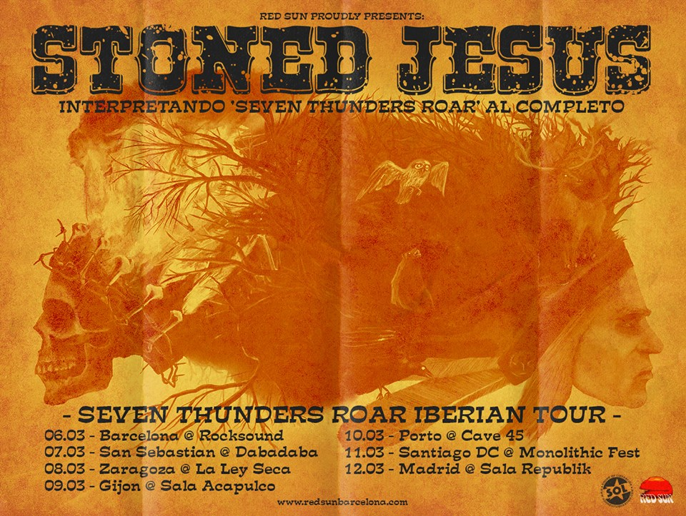 stoned jesus tour 2017