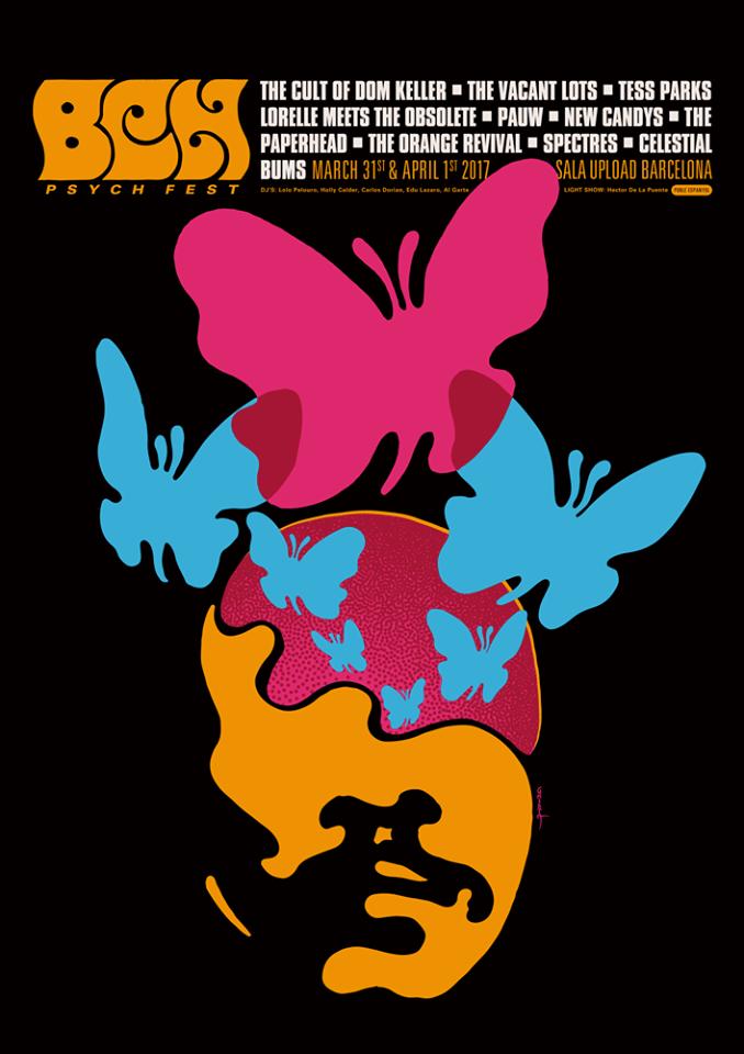 barcelona psych fest 2017