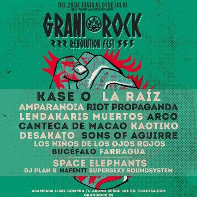 GraniRock 2017