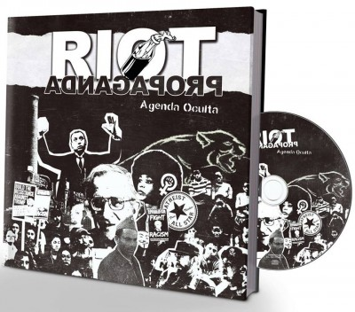 riot propaganda cover