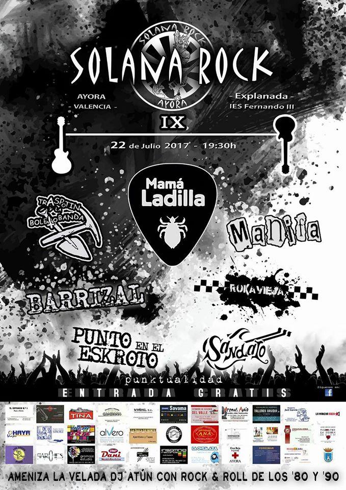 solana rock 2017