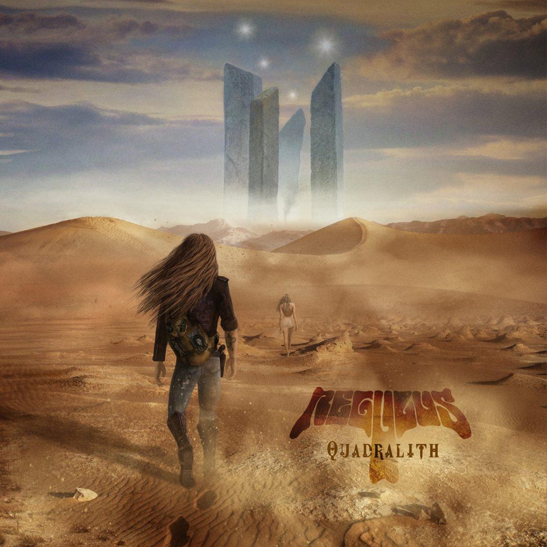 """Regulus: """"Quadralith"""""""