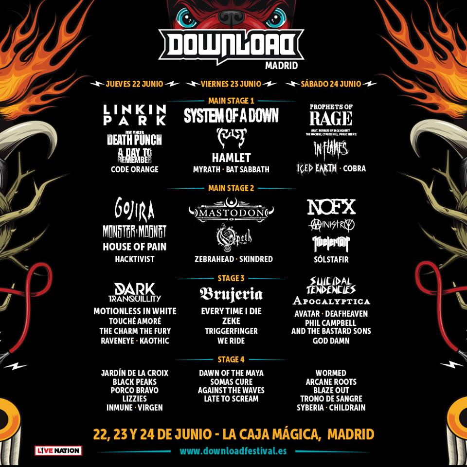 download festival dias