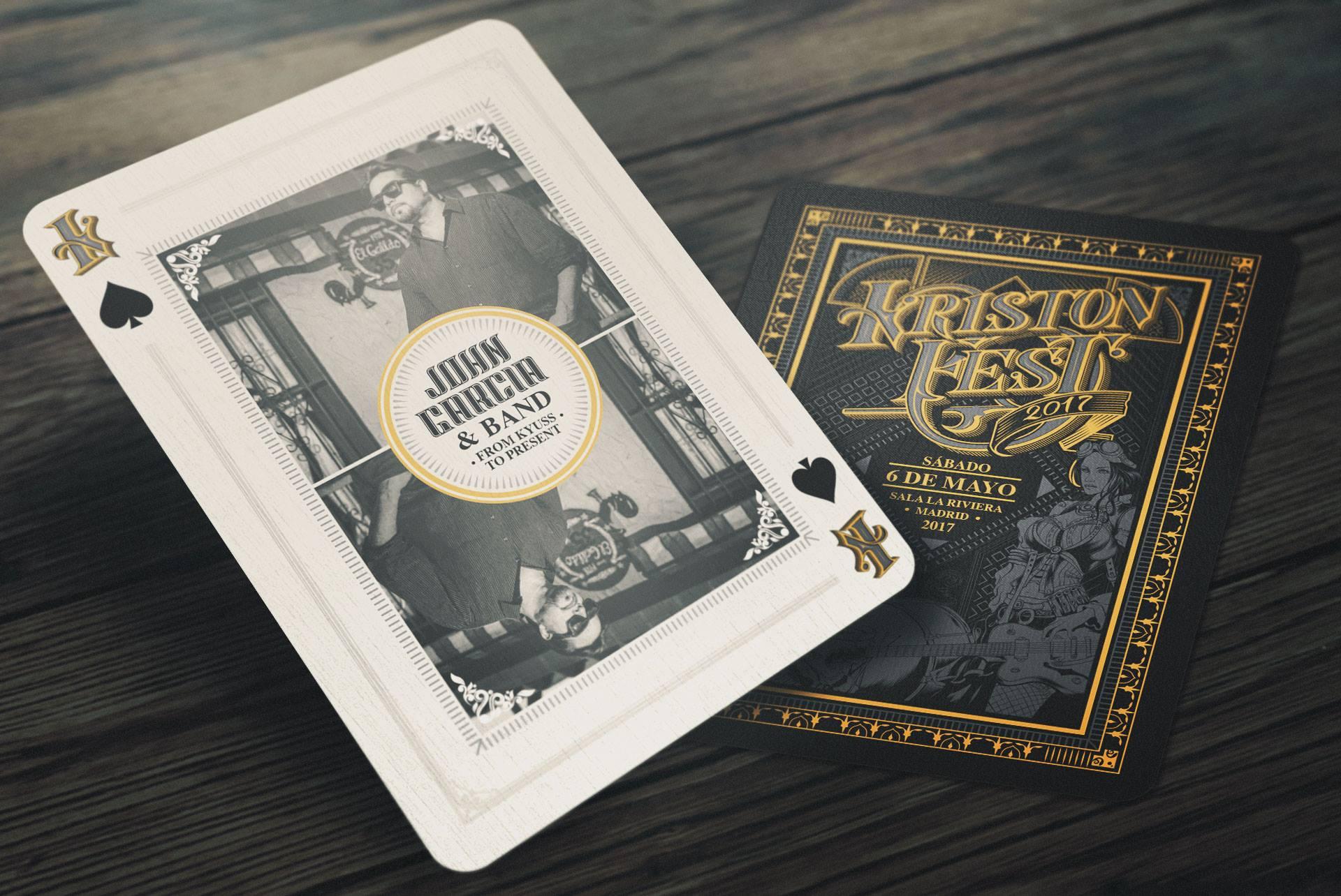kristonfest cover