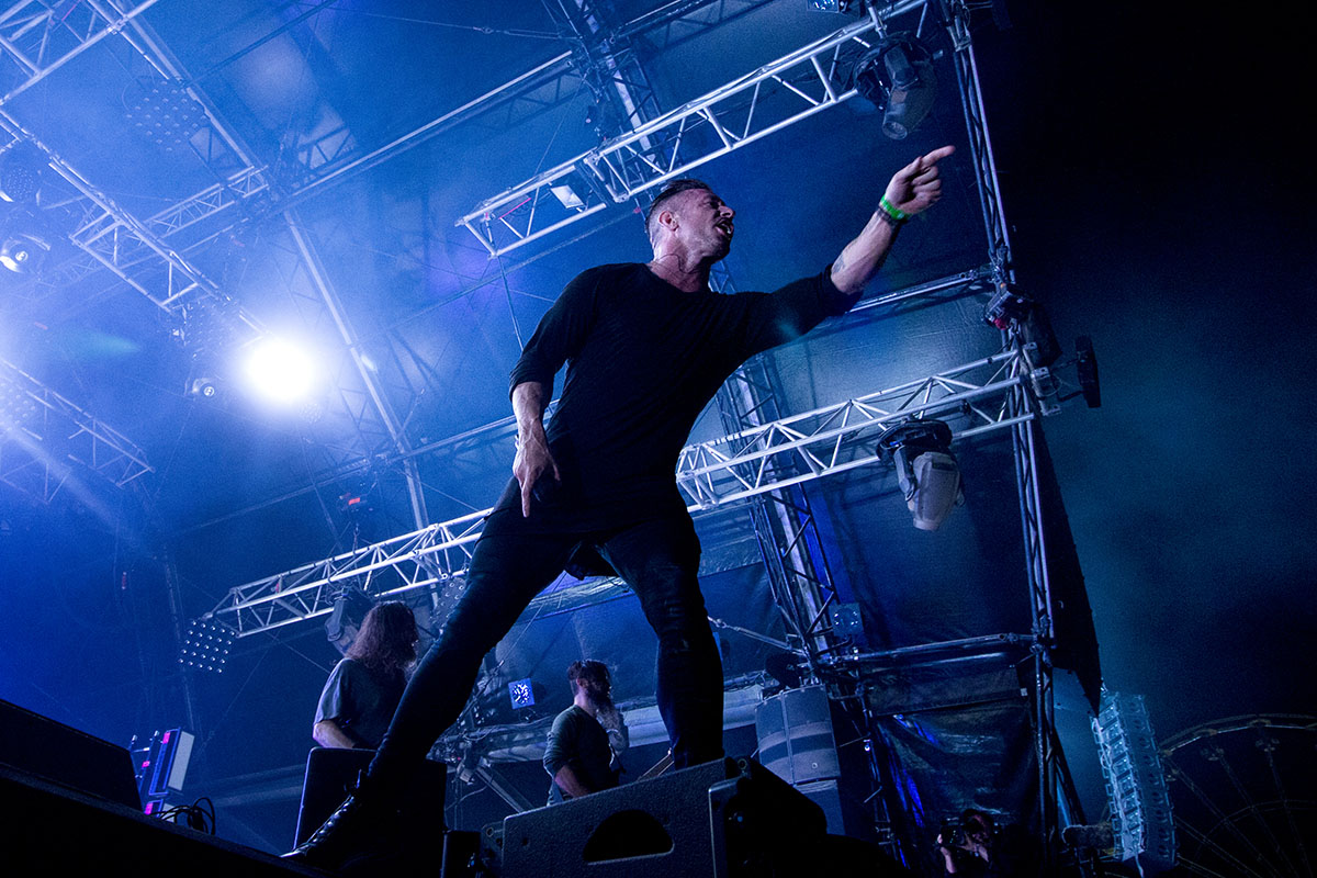 The Dillinger Escape Plan | Hellfest 2017