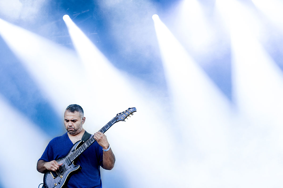 Animals As Leaders | Hellfest 2017