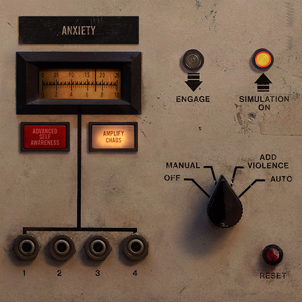Nine Inch Nails: «Add Violence»