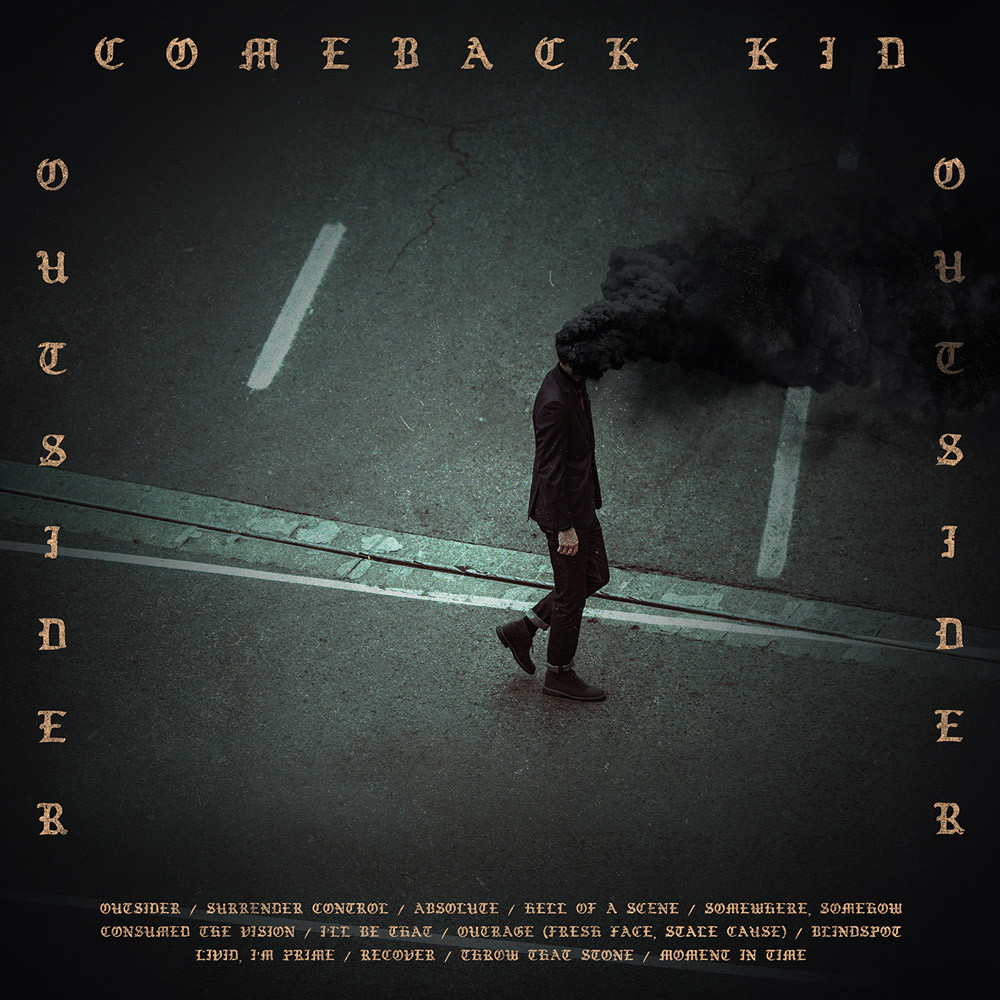 Comeback kid outsider