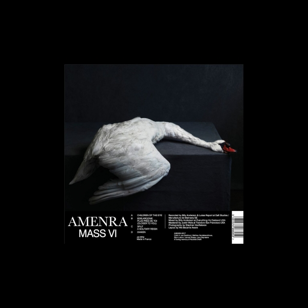 Amenra: «Mass VI»