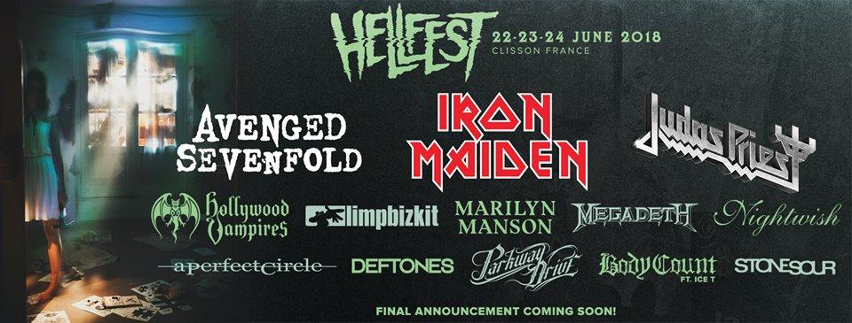 Hellfest 2018 1