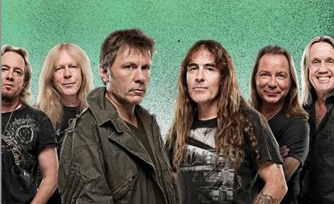 Iron Maiden Hellfest 2