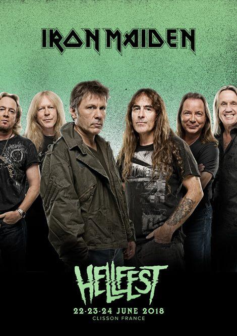 Iron Maiden Hellfest