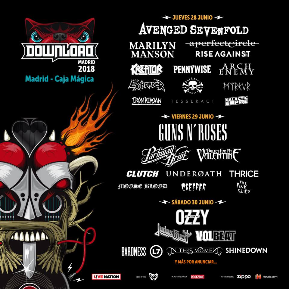 download dias 2018 enero