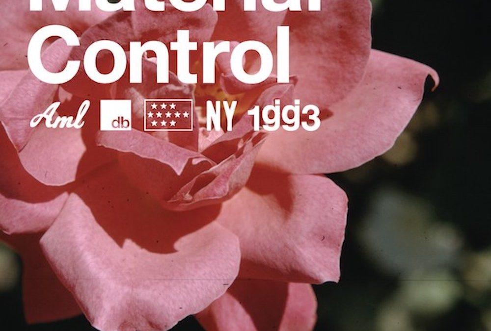 Glassjaw: «Material Control»