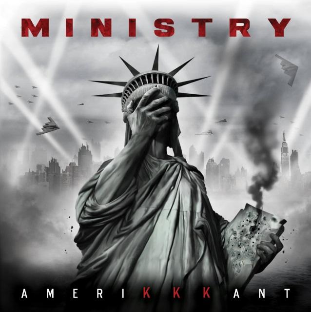 """Ministry: """"AmeriKKKant"""""""