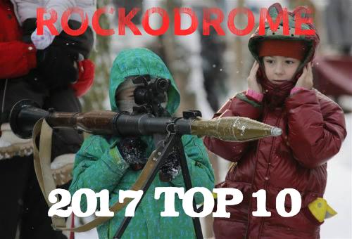 Top 10 2017 letras