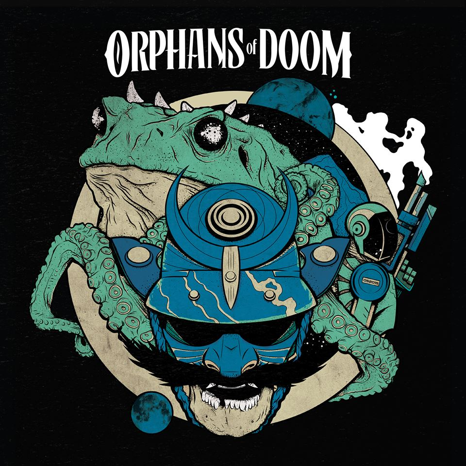 Orphans of Doom Strange Worlds:Fierce Gods