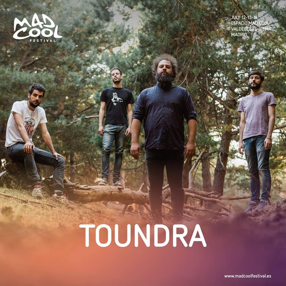Toundra Mad cool