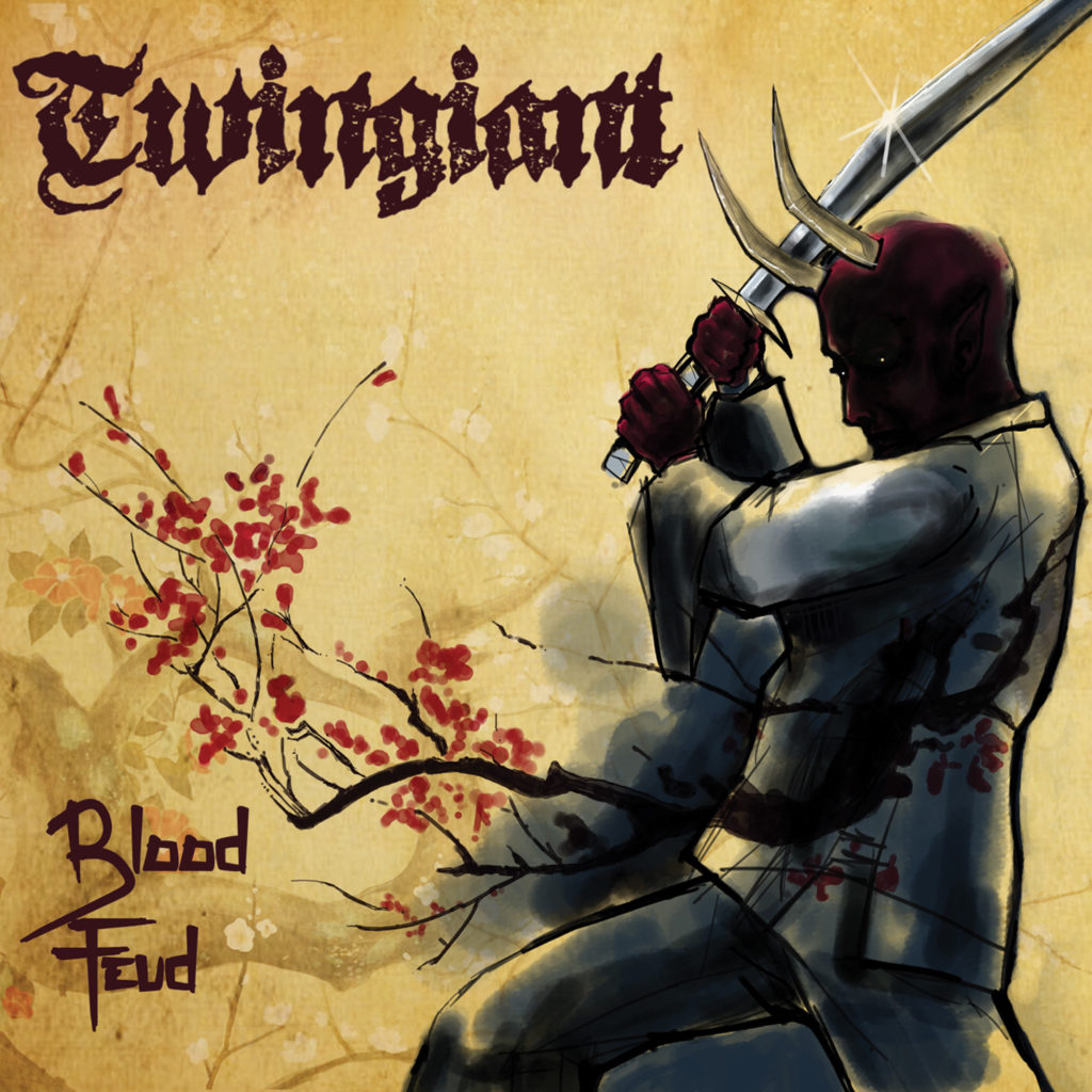 Twin Giant: «Blood Feud»
