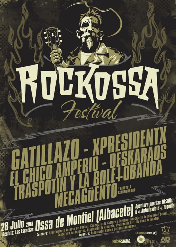 rockossa festival 2018