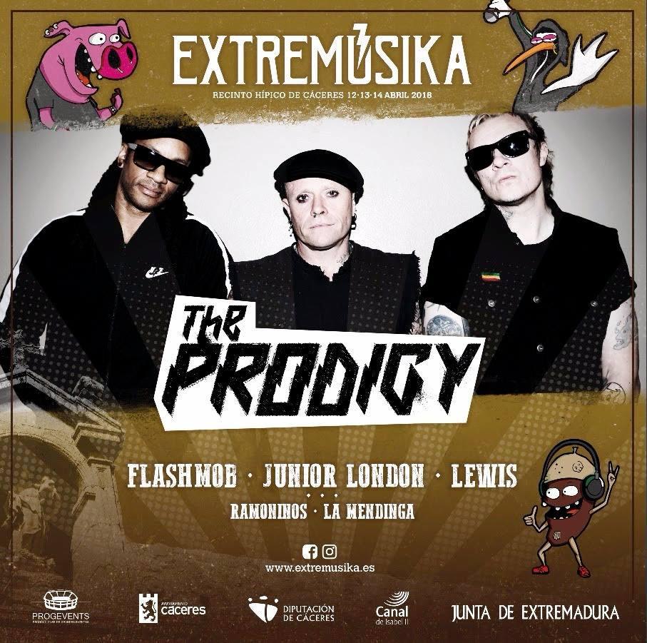 the prodigy extremusika