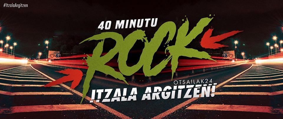 40 Minutu Rock 2