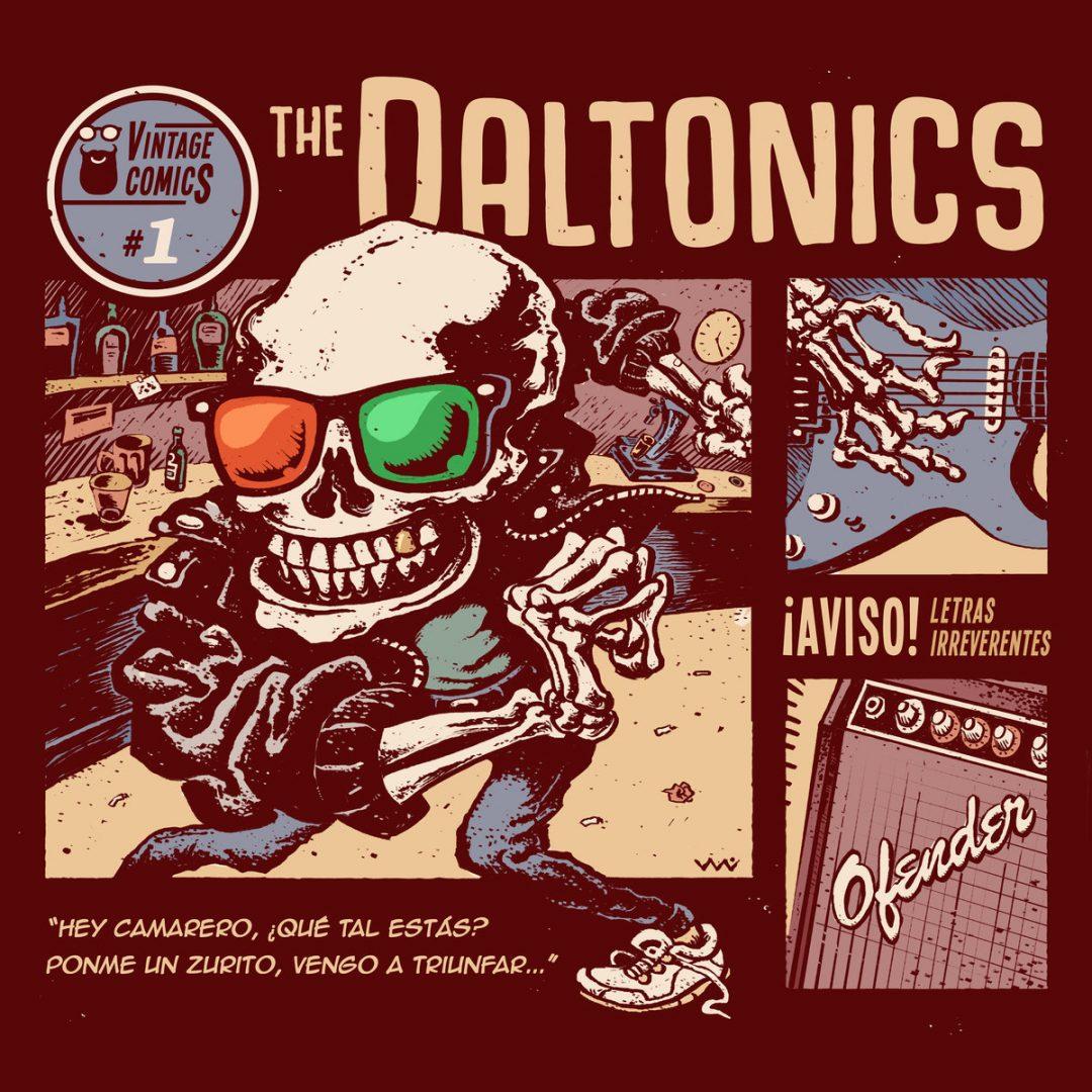 """The Daltonics: """"The Daltonics"""""""