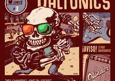 The Daltonics: «The Daltonics»