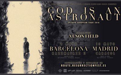 Nueva gira de God Is An Astronaut