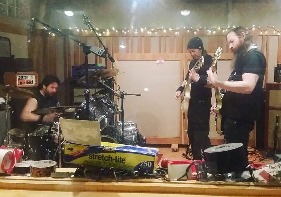 High On Fire están en el estudio con Kurt Ballou de Converge