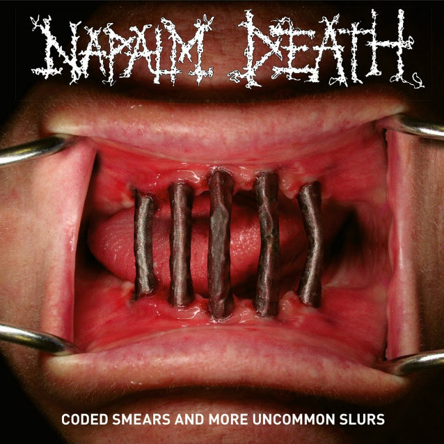 Napalm Death Coded Semars