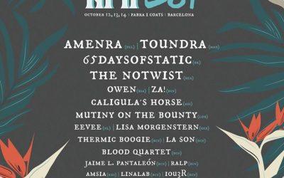 15 nuevas bandas para el AMFest 2018