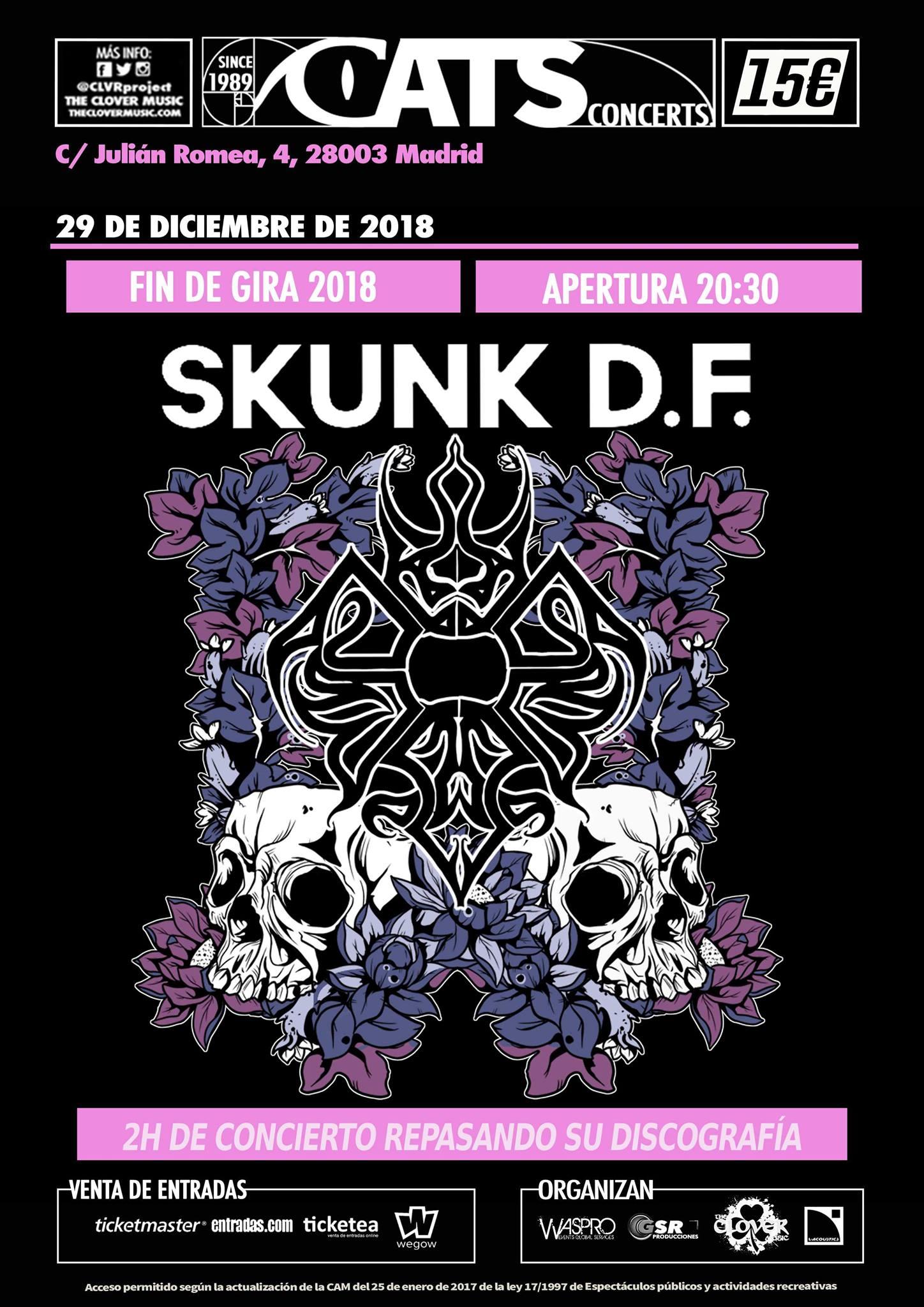 20181229 skunk df madrid