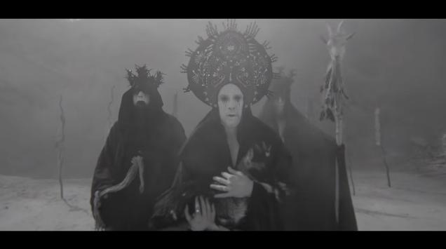 Behemoth O Father O Satan O Sun