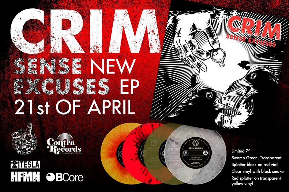 CRIM, nueva canción adelanto de su próximo EP