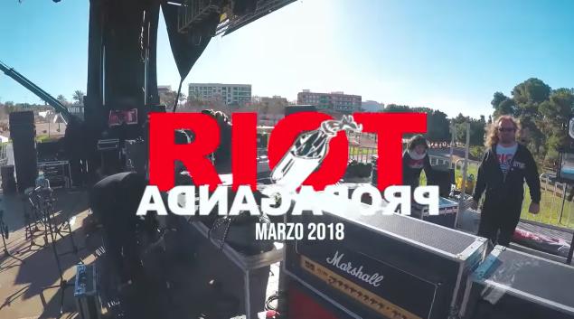 Riot Propaganda marzo