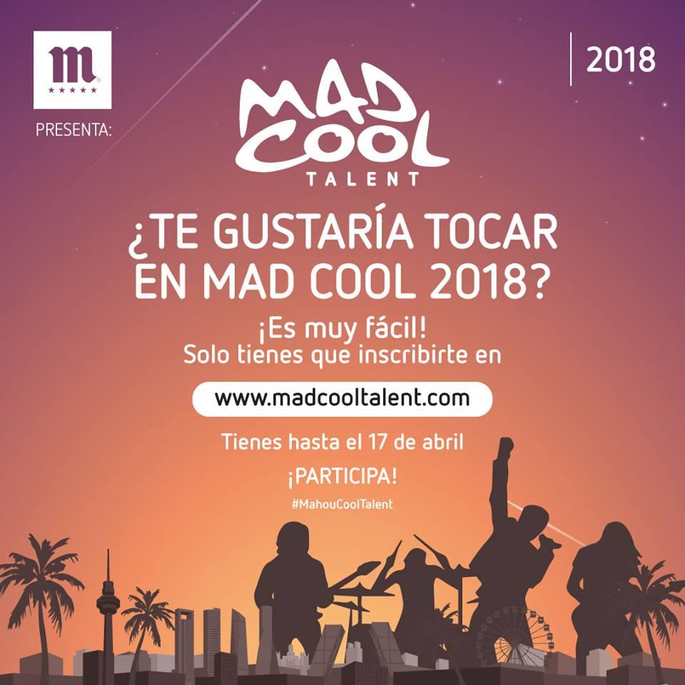 mad cool concurso 2018