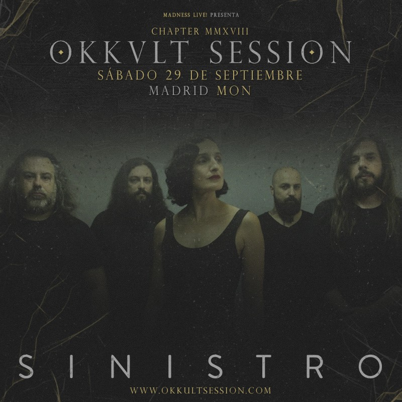 sinistro okkult session 2018