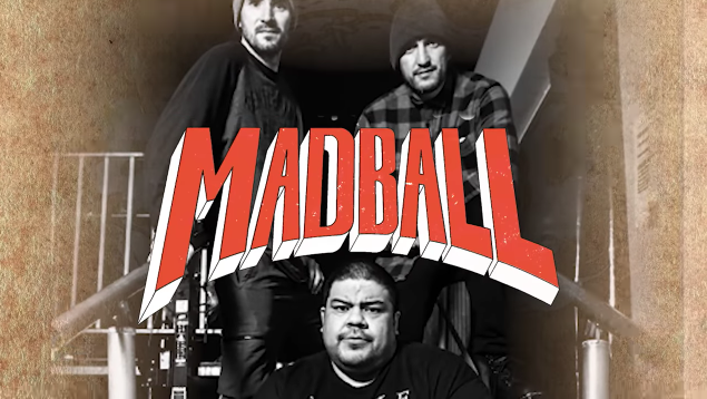Madball Old Fashioned