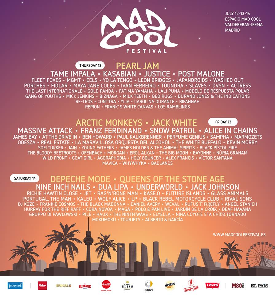 mad cool 2018 def