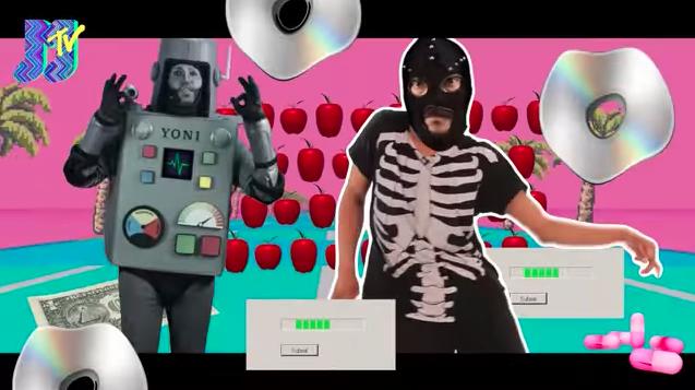Narco Yoni el robot