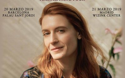 Florence + The Machine en Barcelona y Madrid en marzo