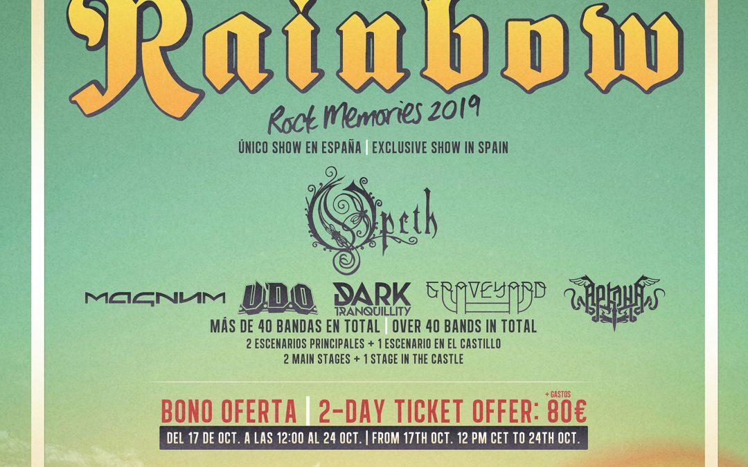 Nace el festival Rock The Coast
